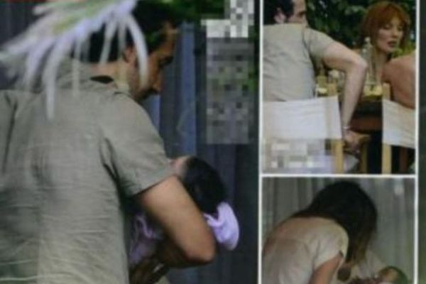 Βερόνα: Οι πρώτες φωτογραφίες του Τόνι με την κόρη του (photos)