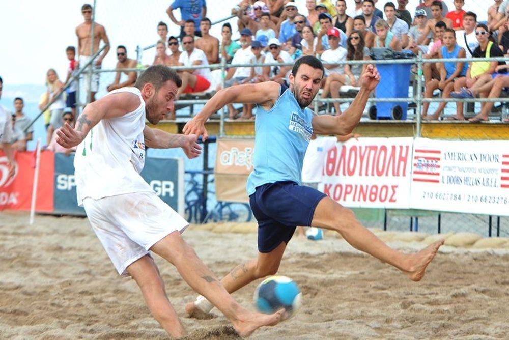 Beach Soccer: Τέσσερις ομάδες στην τελική φάση