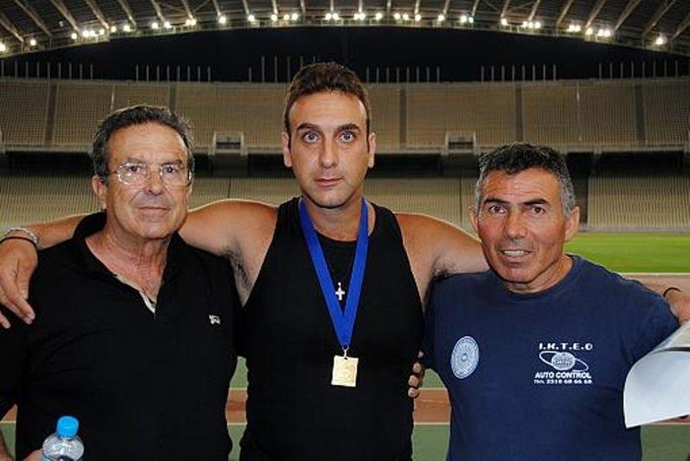 Οριστικά... παγκόσμιο ρεκόρ ο Βαγιανόπουλος!