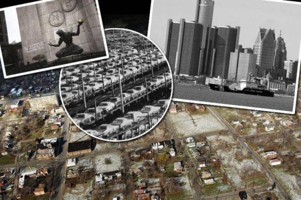 Ντιτρόιτ: Η ιστορία της παρακμής μιας άλλοτε ισχυρής πόλης