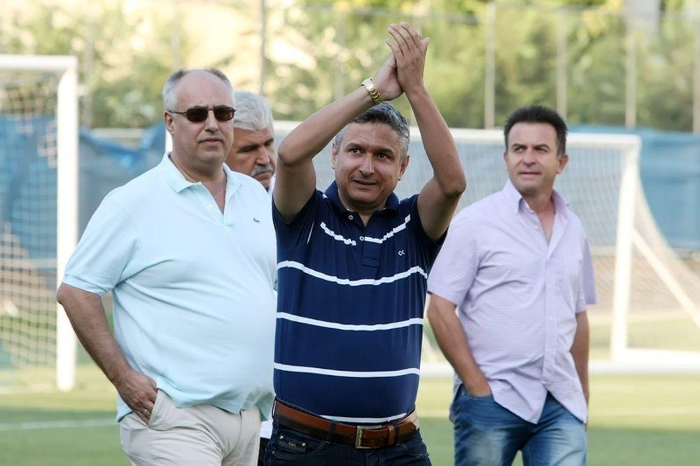 Σπανός: «Να μπούμε στους ομίλους του Europa League»