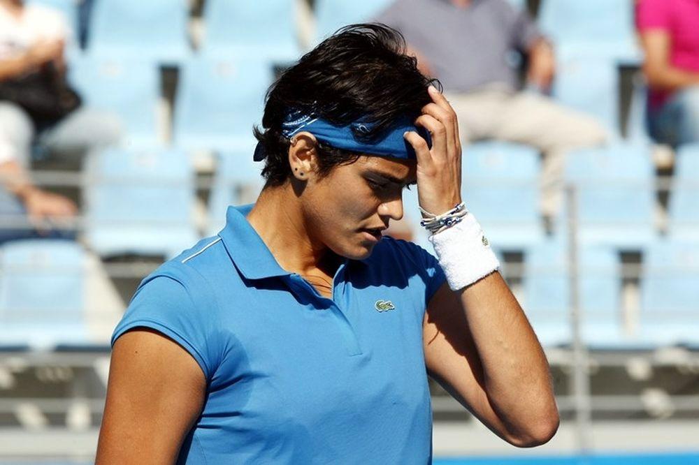 Τένις: Έχασε τον τίτλο η Δανιηλίδου