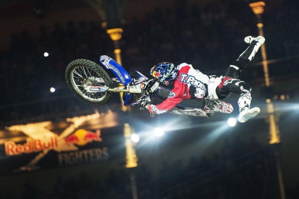 Red Bull X-Fighters: Ο Pagès τα παίρνει όλα!