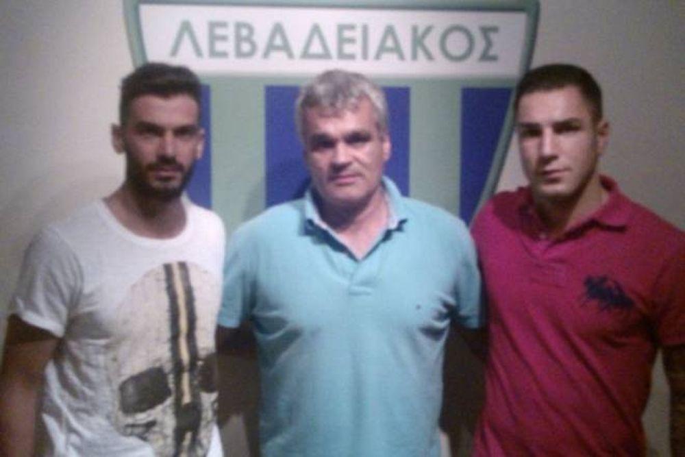 Λεβαδειακός: «Μπήκαν» Ορτέγκα, Ιωαννίδης