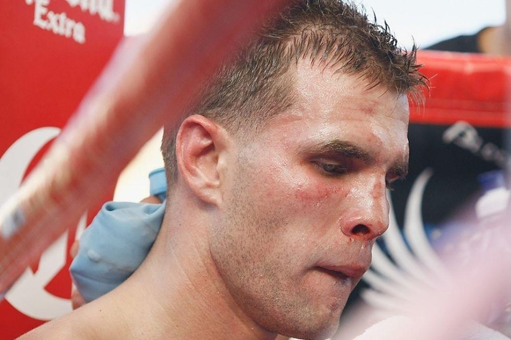 Μποξ: Εντός έδρας νίκη για Martyniouk