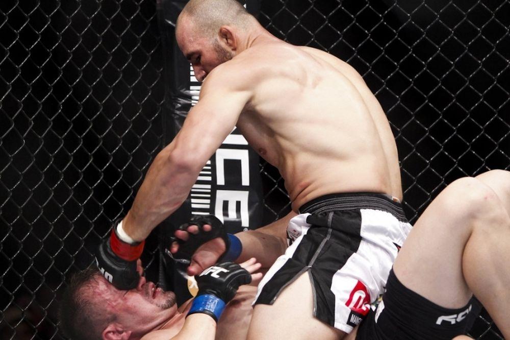 UFC Fight Night 28: Ενθουσιασμένος Glover Teixeira