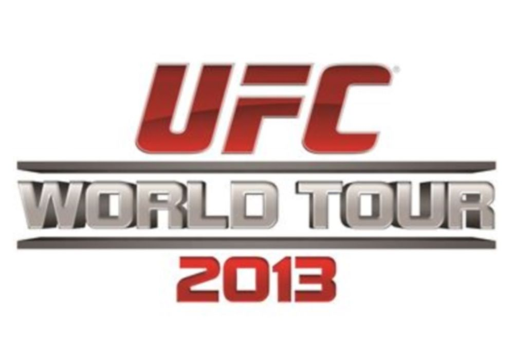 UFC: Παγκόσμια περιοδεία πρωταθλητών