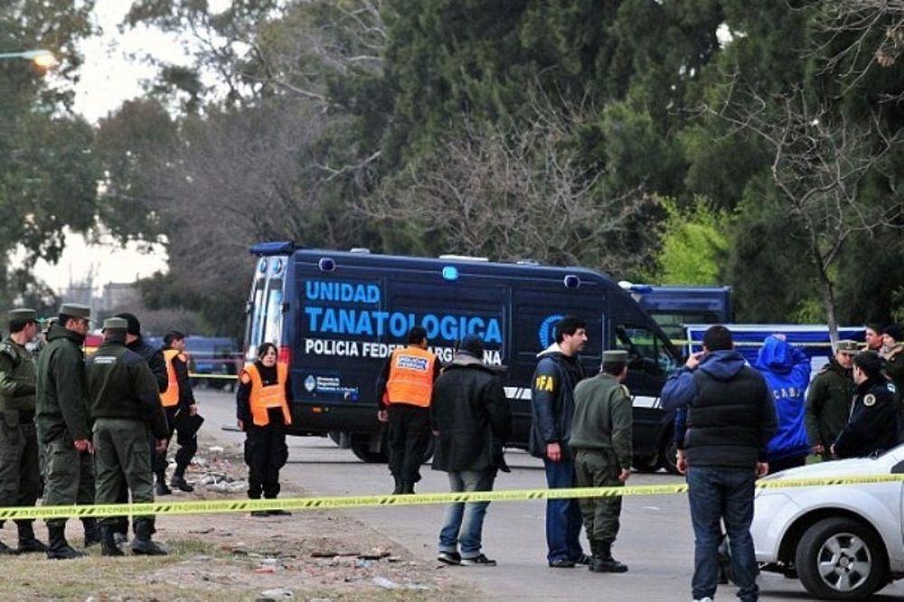 Το... χρονικό της τραγωδίας στην Αργεντινή (photos+video)