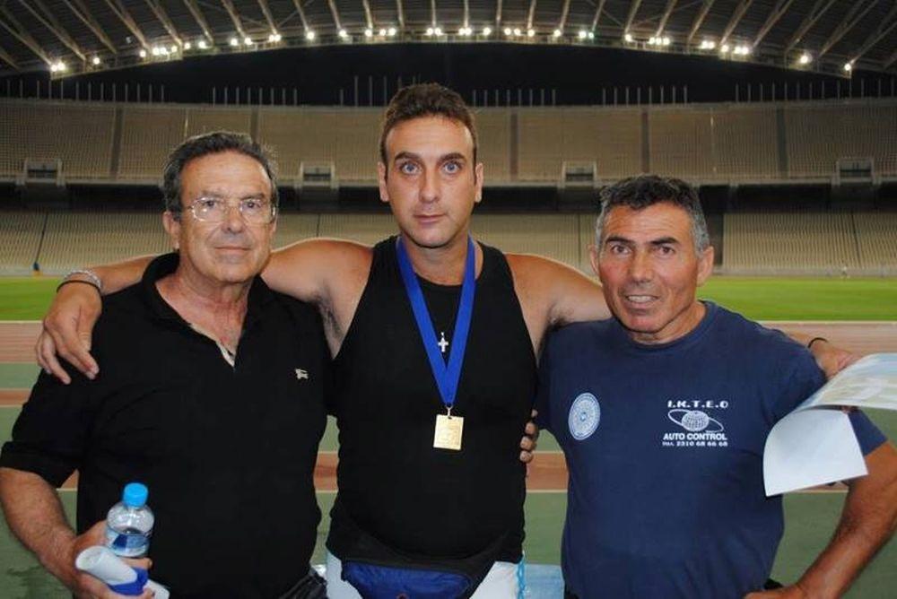 Στίβος: Βαγιανόπουλος από… ασήμι