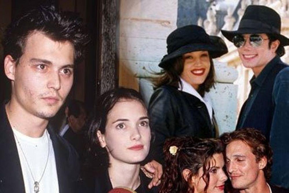 Power Couples: Αυτά ήταν τα πιο hot ζευγάρια των 90's