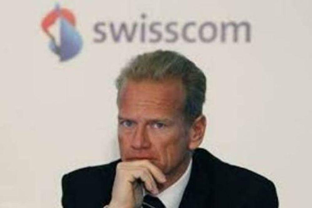 Αυτοκτόνησε ο επικεφαλής της Swisscom