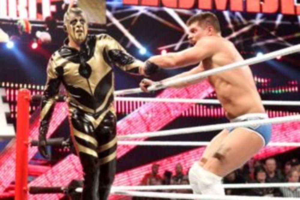WWE: Επιμένει ο Goldust για ματς με Cody Rhodes
