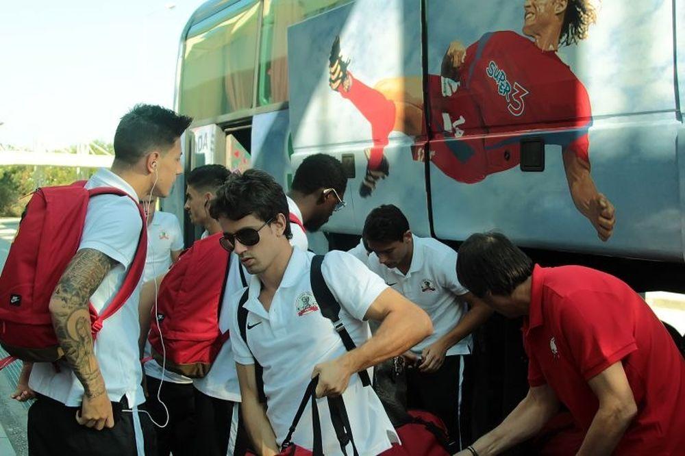 Skoda Ξάνθη: Στο Μπέλφαστ η αποστολή (photos)
