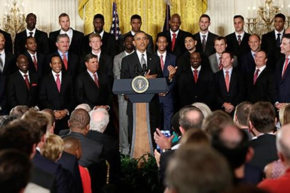 NCAA: Προεδρικά συγχαρητήρια σε Λούισβιλ