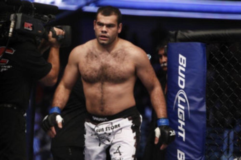 UFC 166: «Ανανεωμένος» Nelson και προσθήκη Gonzaga