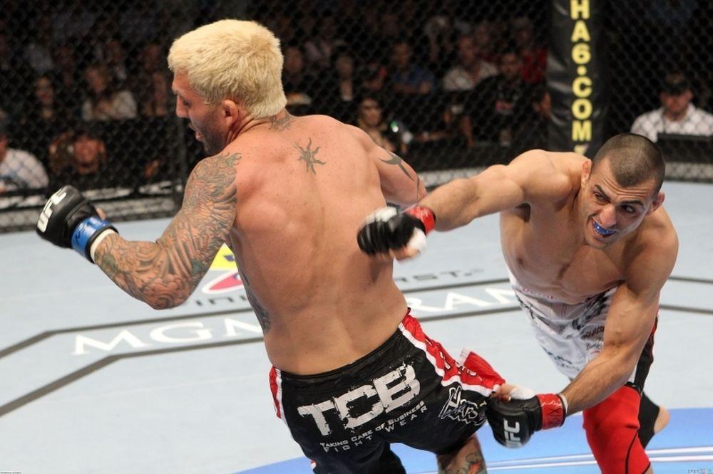 UFC 166: Επιστροφή Γιώργου Σωτηρόπουλου!