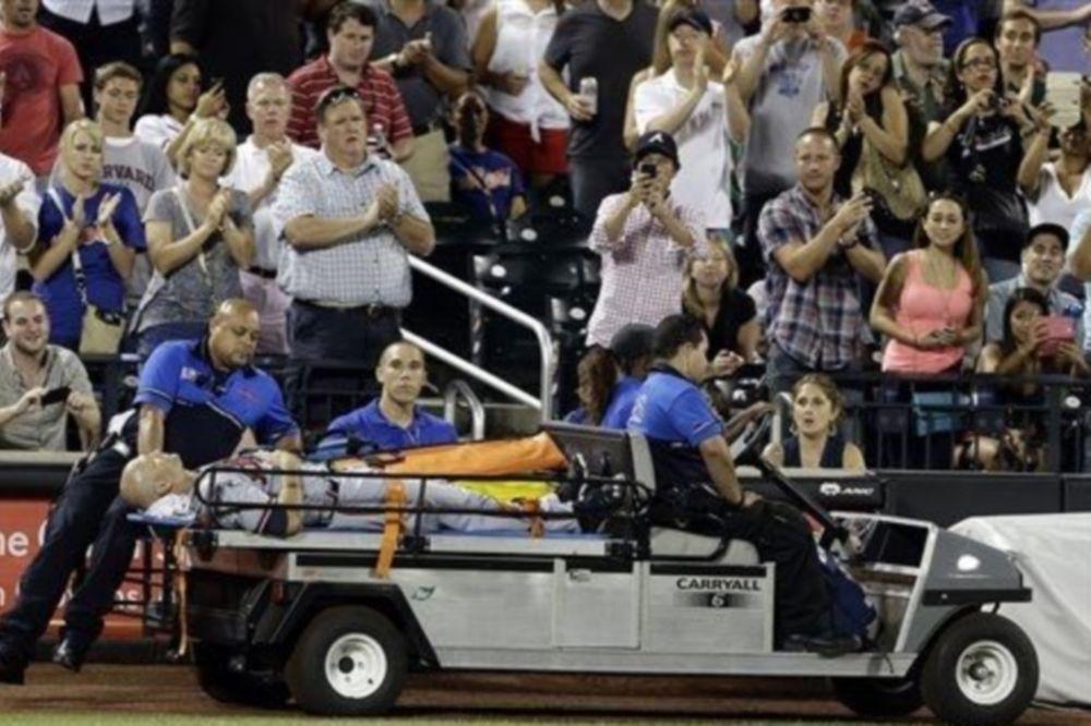 MLB: Μεγάλη ατυχία για Hudson (videos)