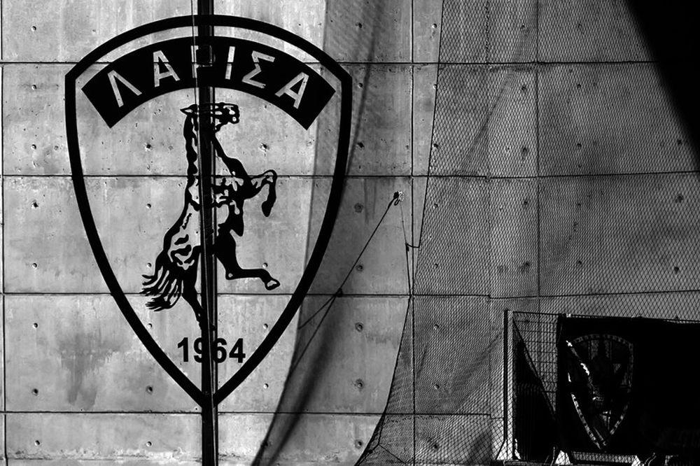Λάρισα: Δεν δήλωσε συμμετοχή στην Football League