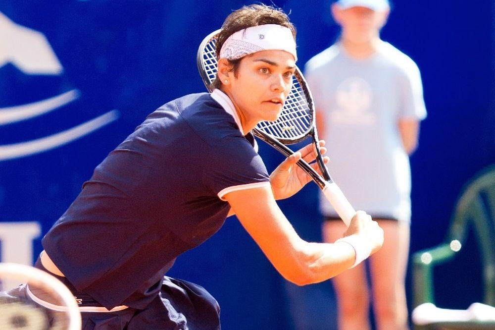 Τένις: Στα ημιτελικά του Μπακού η Δανιηλίδου