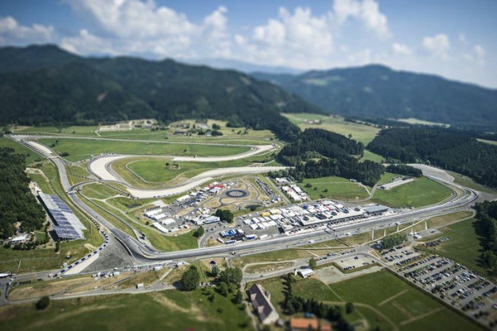 GP της F1 στην Αυστρία το 2014!