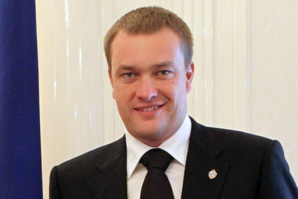 ΤΣΣΚΑ Μόσχας: Η ύψιστη τιμή για Βατούτιν