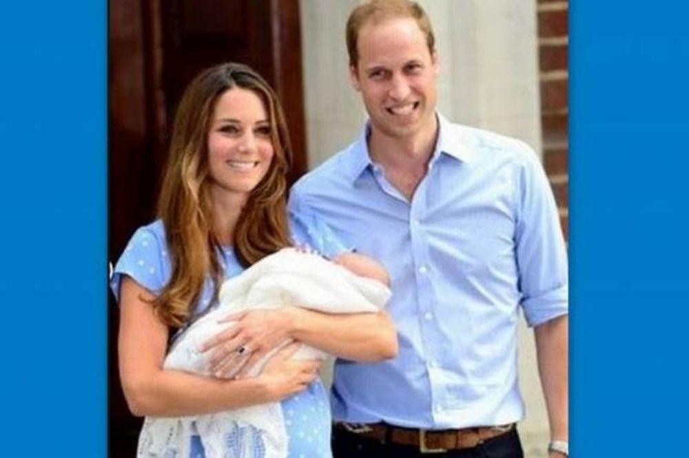 Πόσα θα πληρώσουν οι bookers σε αυτούς που μάντεψαν σωστά το όνομα του παιδιού της Middleton;