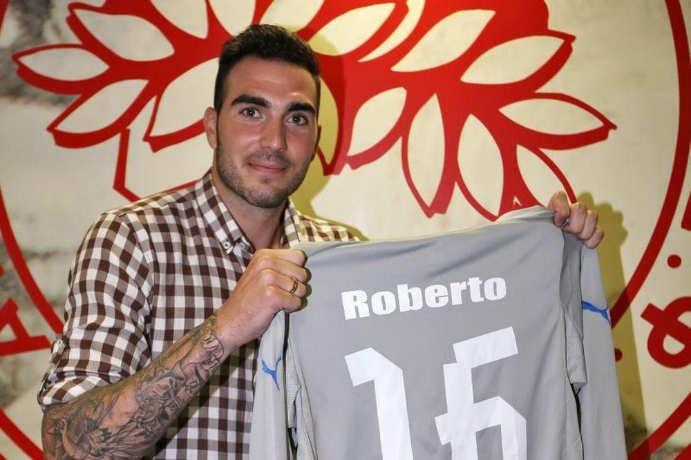 Ολυμπιακός: Δικός του και ο Ρομπέρτο