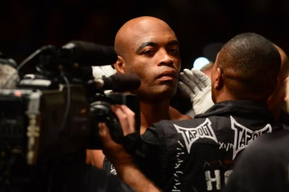 UFC 168: Η μεγάλη απολογία του Anderson Silva