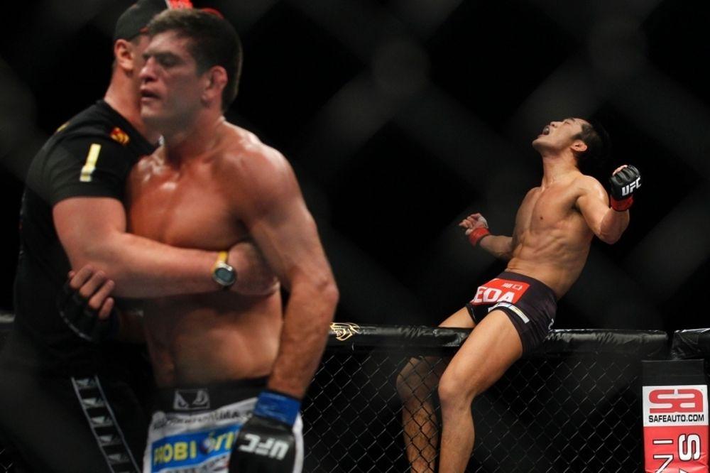 UFC Fight Night 27: Στα πιτς ο Paulo Thiago