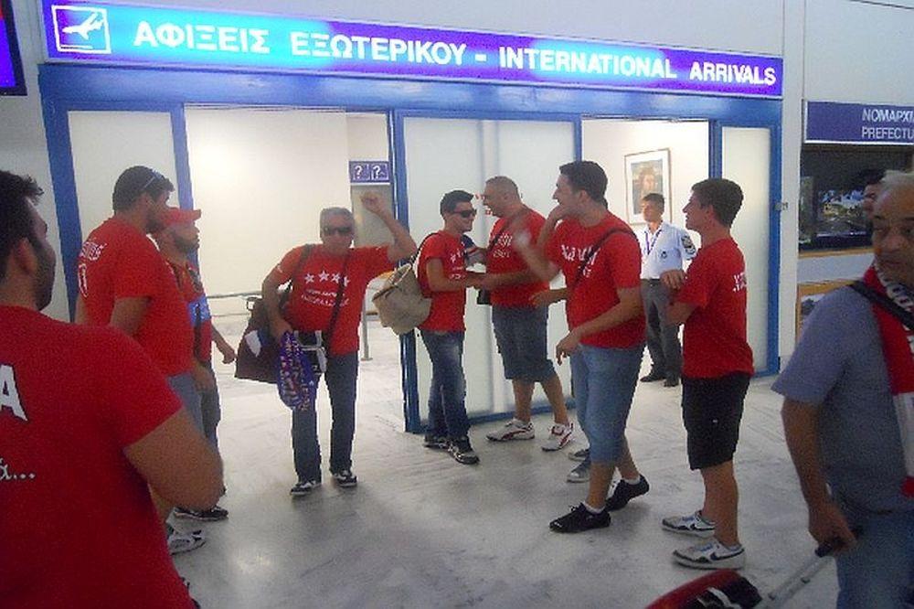 Skoda Ξάνθη: Υποδοχή στη Χρυσούπολη (photos)