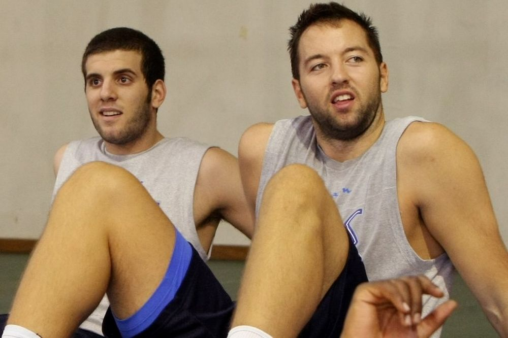Εθνική Μπάσκετ Ανδρών: Απόντες Βουγιούκας και Παππάς