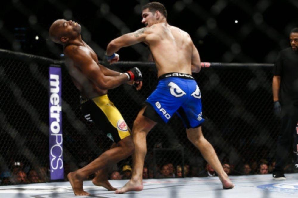 UFC 168: «Θα περάσει δυσκολότερες στιγμές ο Anderson Silva»