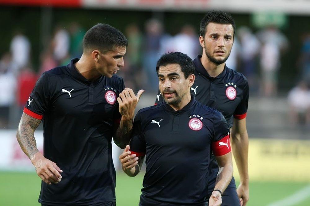 Ολυμπιακός: Το 0-0 με Στουτγκάρδη (video)