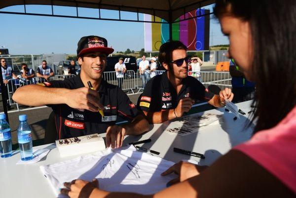 F1: Αινίγματα για την Toro Rosso