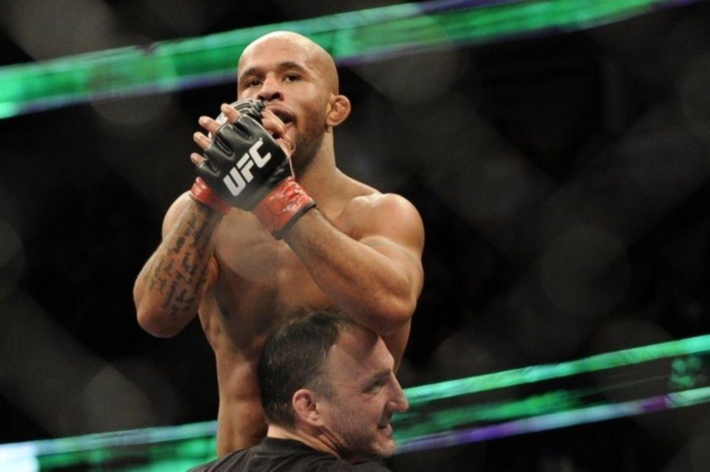 UFC on FOX 8: Πατέρας και πρωταθλητής ο Demetrious Johnson