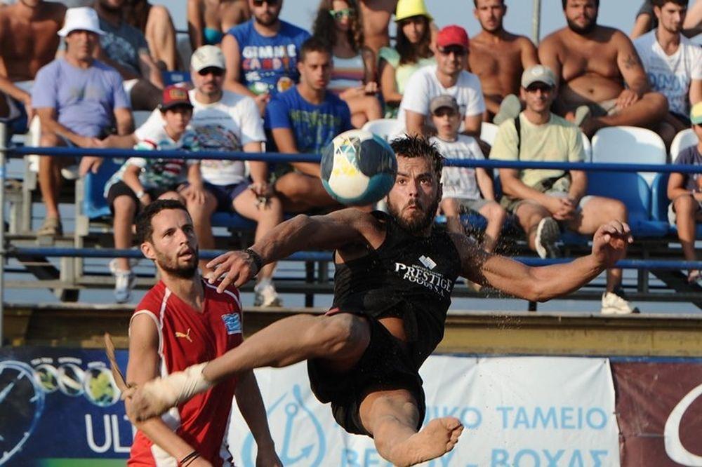 Beach Soccer: Πρωταθλήτρια Ελλάδας η Chantat (photos)
