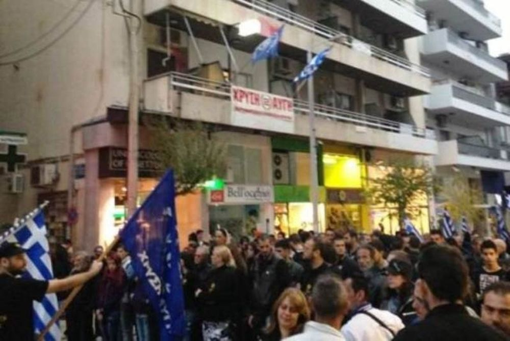 Επί ποδός η Αστυνομία για την ομιλία του Κασιδιάρη στα Χανιά