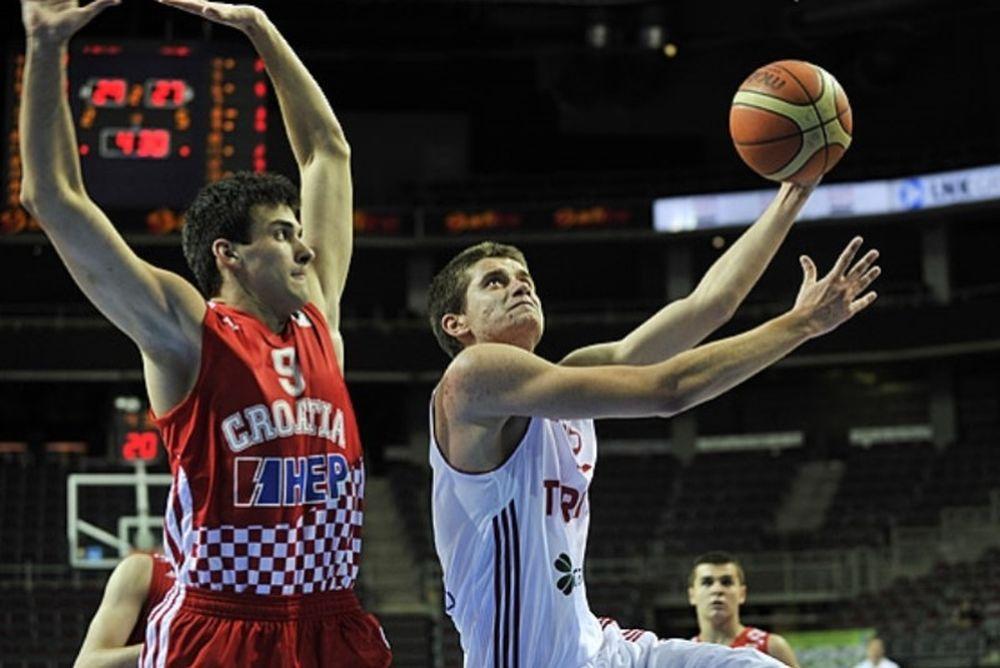 Ευρωπαϊκό Πρωτάθλημα Εφήβων: Πρωταθλήτρια η Τουρκία