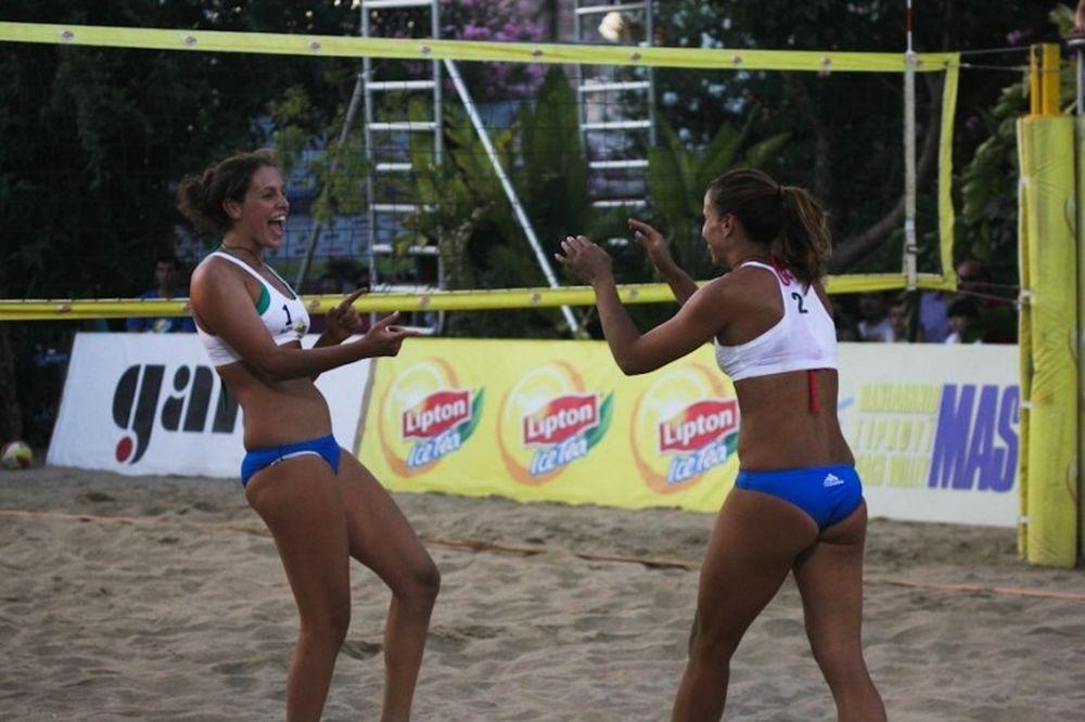 Μπιτς Βόλεϊ: Οι πρωταθλήτριες Ελλάδας στις Γυναίκες