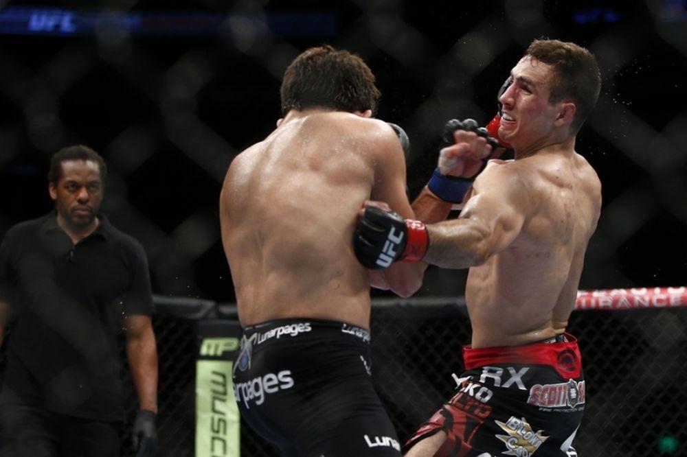 UFC: Εκνευρισμός με Rory MacDonald