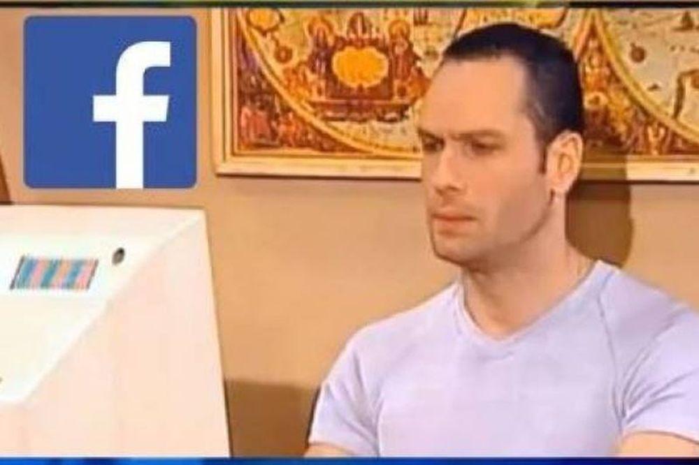 Απολαυστικό βίντεο! Αν ο «Μάνθος Φουστάνος» ήταν υπαρκτό πρόσωπο και είχε facebook!