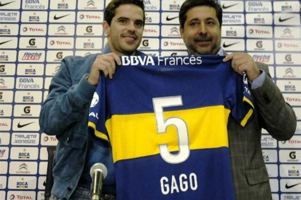 Μπόκα Τζούνιορς: Ανακοίνωσε Γκάγκο