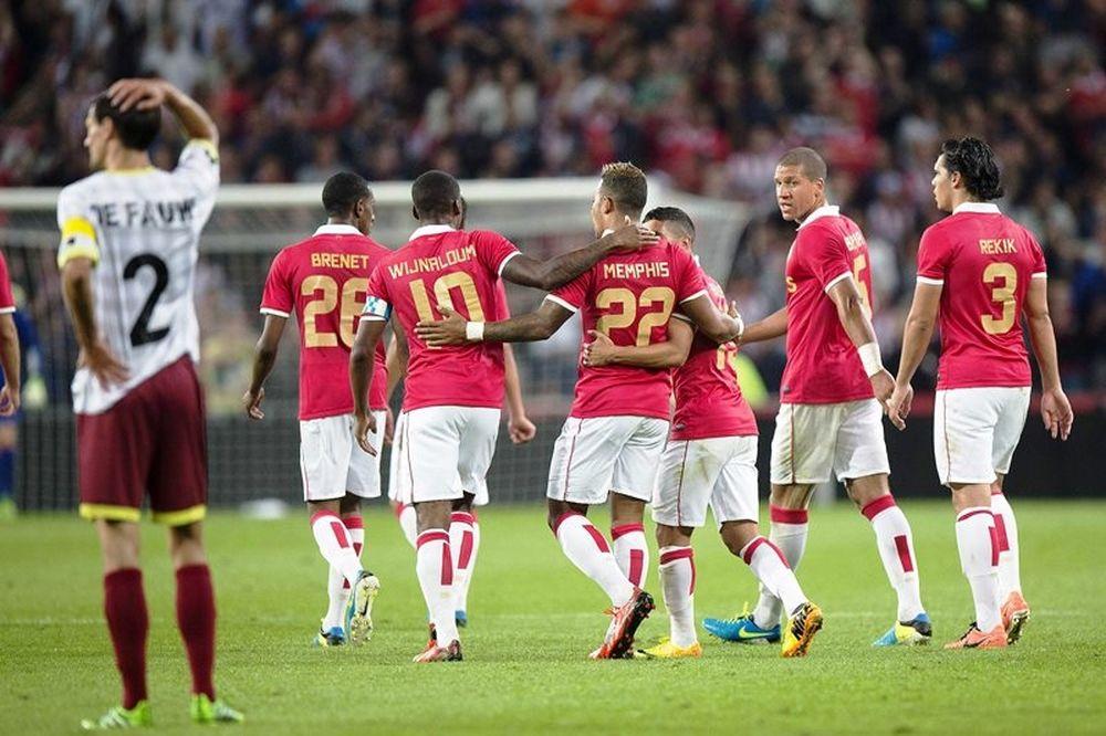 Champions League: Έλειψαν οι εκπλήξεις