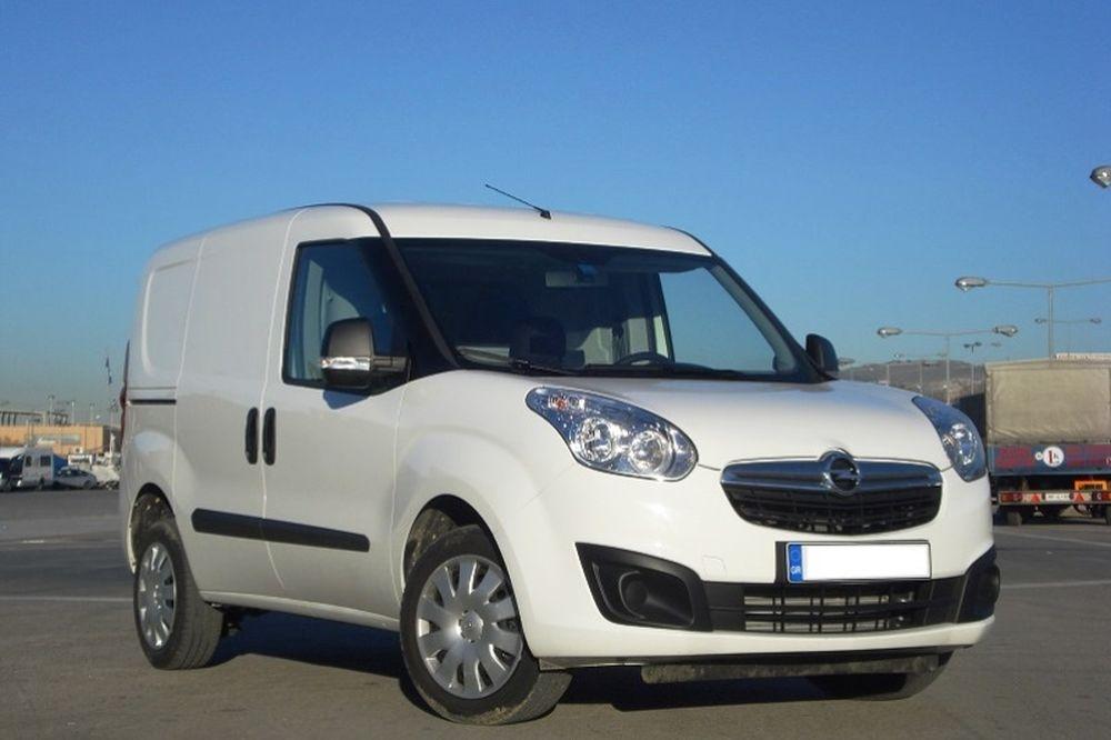 Opel Combo: Ο Νο1 βοηθός του επαγγελματία (photos)