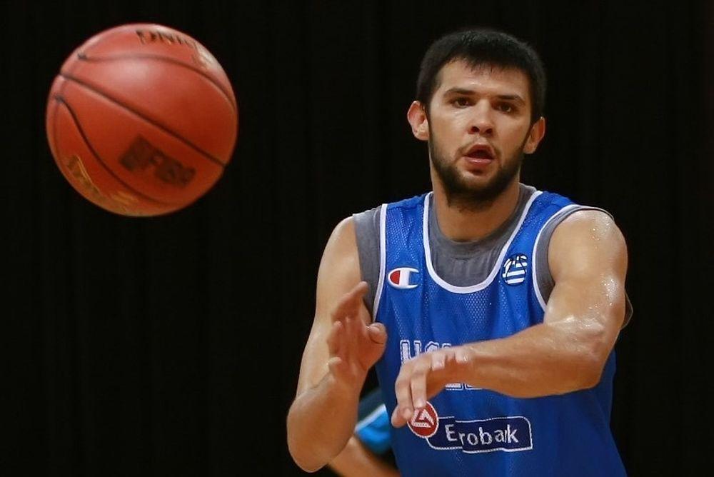 Εθνική Μπάσκετ Ανδρών: Ευχές στον Παπανικολάου