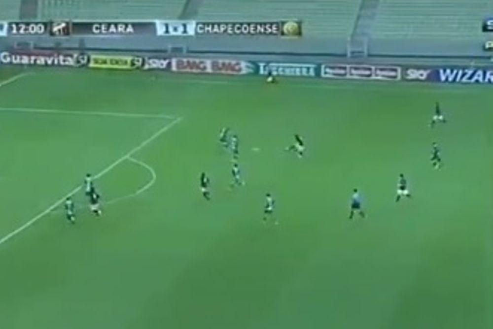 Βραζιλία: Γκολ χωρίς… ανάσα (video)