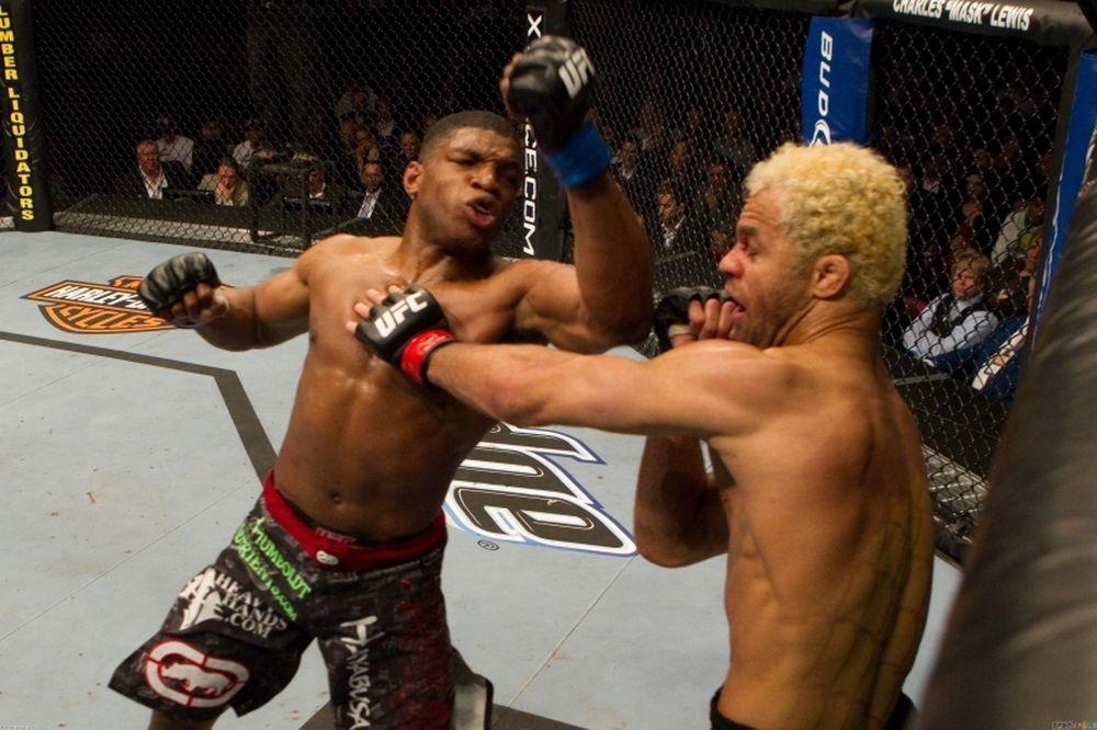 UFC: Παρακάλια του Daley!