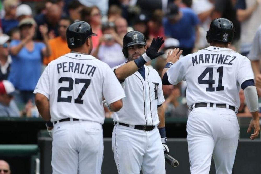 MLB: Μεγάλο sweep για Τάιγκερς (videos)