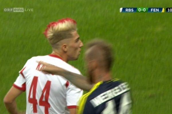 Ρεντ Μπουλ Σάλτζμπουργκ: Αυτό είναι το χειρότερο κούρεμα ποδοσφαιριστή (photo)
