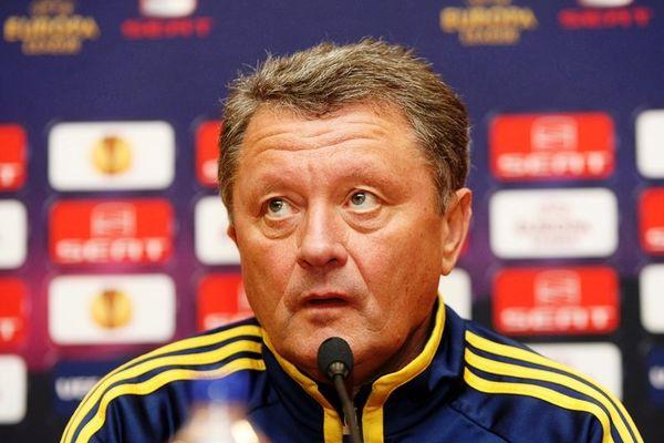 Μάρκεβιτς: «Δεν σκεφτόμαστε την UEFA»